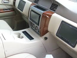 lexus ls backseat nissan patrol converted for backseat driving video photos 1 of 8