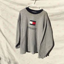 vintage hilfiger sweaters hilfiger sweater made in from handpicked4rappers vintage