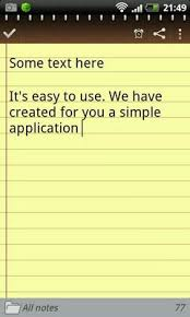 android notepad notepad for android apk for android
