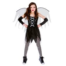 Halloween Costumes Kids Girls Scary Fairy Halloween Costume For Fancy Dress Childrens Kids