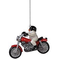 personalized motorcycle santa