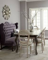 Dining Room Chairs And Benches Dining Room Set With Bench Seat Foter