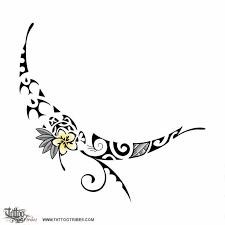 Polynesian Flower Tattoo - best 25 hawaiian tattoo ideas on pinterest hawaiian tribal