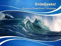 powerpoint templates free download ocean ocean powerpoint template ocean water powerpoint templates design
