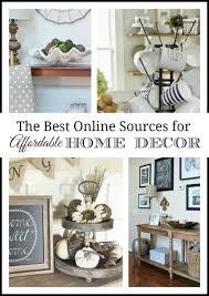 Unique Home Decor Best 25 Home Decor Online Shopping Ideas On Pinterest Home