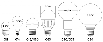 l bulb base sizes bulb sizes 28 images bulb base size chart car interior light bulb