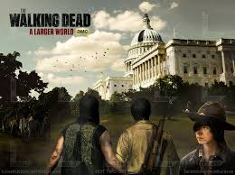 walking dead a larger world smaller version by