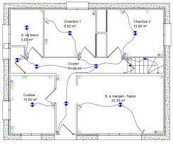 schema electrique cuisine schema electrique pour une maison branchement cablage lgiciel