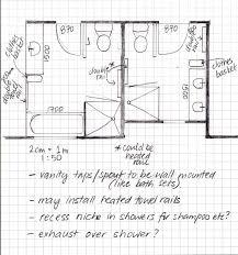 Floor Plan Bathroom Symbols by Bathroom Plumbing Dimensions Bathroom Design 2017 2018