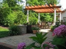 Backyard Arbors Pergola And Patio Cover New Carlisle Oh Photo Gallery