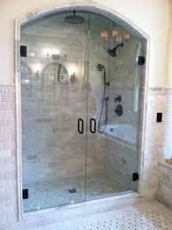 Arched Shower Door Glass Shower Door Door Panel Archives Alluring Glass