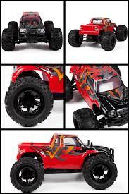 rc nitro monster truck imex scrambler 1 16 rtr rc truck