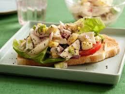 egg salad ina garten chunky egg salad recipe food network kitchen food network