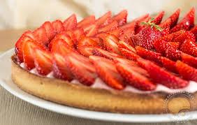 cuisine aux fraises tarte aux fraises sucre d orge et d epices
