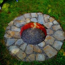 Fire Pit Kits For Sale by Best 25 Fire Ring Ideas On Pinterest Metal Ring Railroad Ties