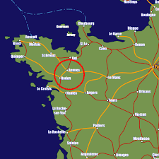 rennes map rennes rail maps and stations from european rail guide