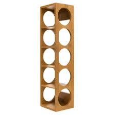 wine racks plans lipper international bamboo 5 bottle tabletop