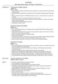 exle of a warehouse resume warehouse worker resume sles velvet