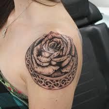 creative floral tattoo 2 floral foot tattoo on tattoochief com