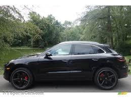 2015 porsche macan turbo 2015 porsche macan turbo in jet black metallic photo 3 b47457