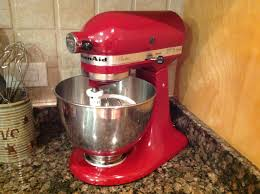 Purple Kitchenaid Mixer by How To Diy Paint Your Kitchen Aid Stand Mixer Resourcefully Yours