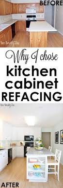 diy kitchen cabinet refacing ideas best 25 refacing kitchen cabinets ideas on reface