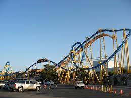 Goliath At Six Flags Six Flags Fiesta Texas Photo Trip Report