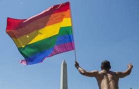 Washington Dc Flag The Resilience Of Pride In The Trump Era Pacific Standard