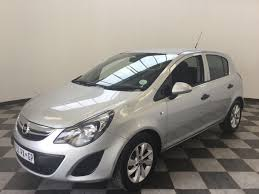 opel 2014 used opel corsa 1 4 essentia 5dr m t for sale