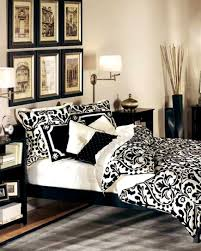 accessories delectable black white bedroom decorating ideas and