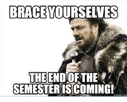 25 best memes about end of semester meme end of semester memes