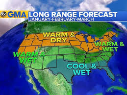 el nino update and what of weather to expect for rest of the