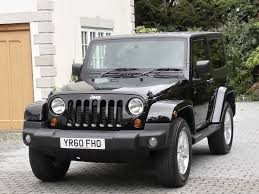 grey jeep rubicon used jet black with grey leather jeep wrangler for sale surrey