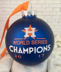 world series chions 2017 houston astros glass tree