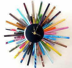 Designer Wall Clock Modern Wall Clocks Allmodern 10 Gotham Designer Clock Loversiq