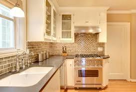 brick backsplashes for kitchens brick backsplash kitchen realvalladolid club