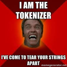 Tokens Tokens Everywhere Everywhere Meme Generator - how i rolled my own simple dsl domain specific language and you