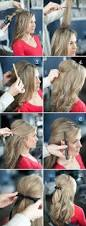 Easy Hairstyle Tutorials For Long Hair by 89 Best Hair Styles I Love Images On Pinterest Hairstyles Hair