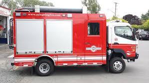 mitsubishi fuso 4x4 expedition vehicle spotted mitsubishi fuso canter 4 4 firetruck west county