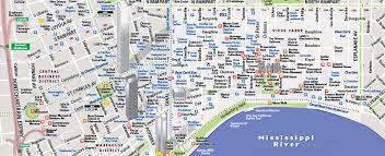 maps orleans orleans map by vandam orleans streetsmart map city