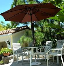Market Patio Umbrella Solar Market Patio Umbrella Coffee 9 Quality Patio Umbrellas