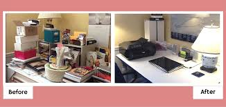 Two Desks In One Office Before And Afters