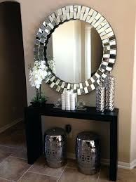 Hallway Console Table And Mirror Console Table And Mirror Set Totocizaragoza
