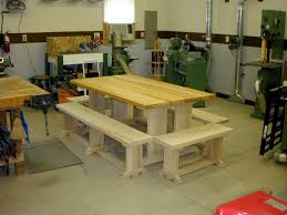 handmade early 19th century ash trestle table u0026 benches by the