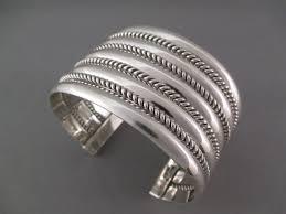 cuff bracelet sterling silver images Artie yellowhorse wide sterling silver cuff bracelet navajo jewelry jpg