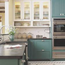 kitchen top green cabinets in kitchen style home design creative