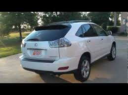 2008 lexus rx 350 review 2009 lexus rx 350 awd pearl white for sale see sunsetmilan com