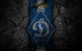 download wallpapers fc dynamo kyiv logo art fcdk soccer
