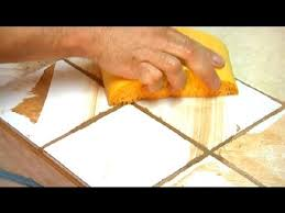 Regrouting Bathroom How To Regrout Bathroom Tiles Grout Maintenance Youtube