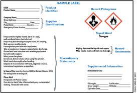 Ghs Safety Data Sheet Template Countdown On To Osha Ghs Hazcom Deadline 12 1 2013